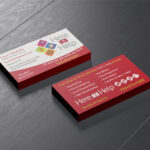 Here 2 Help Business Cards