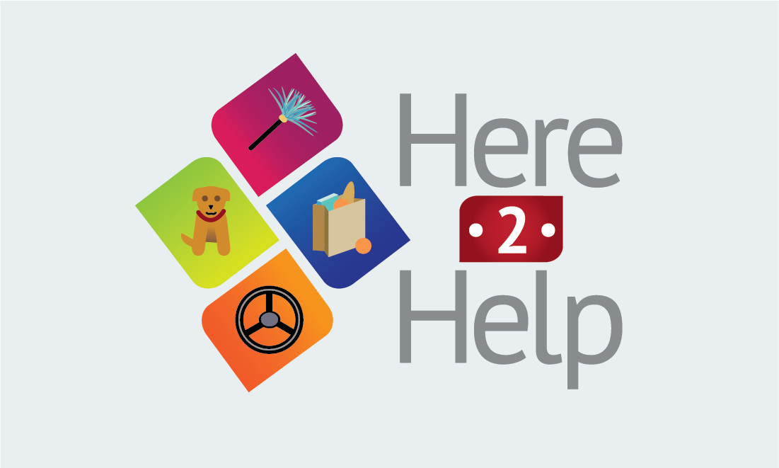 Here 2 Help Color Logo