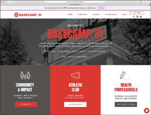 BaseCamp 31 Home Page