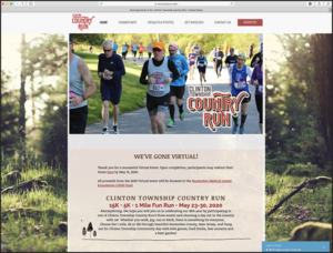 Clinton Township Country Run Home Page