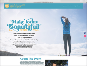 make today beautiful home page